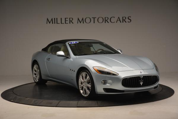 Used 2011 Maserati GranTurismo for sale Sold at Rolls-Royce Motor Cars Greenwich in Greenwich CT 06830 23
