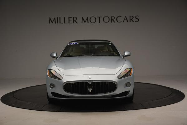 Used 2011 Maserati GranTurismo for sale Sold at Rolls-Royce Motor Cars Greenwich in Greenwich CT 06830 24