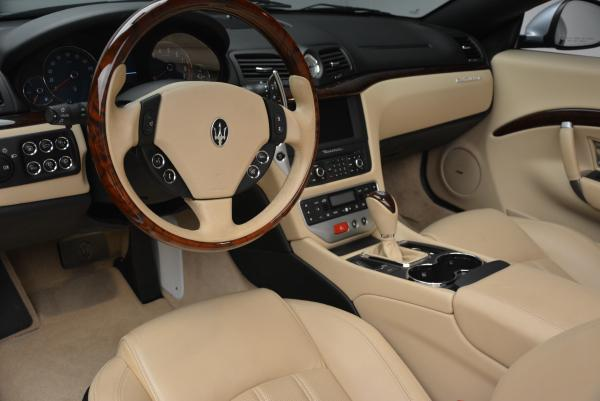 Used 2011 Maserati GranTurismo for sale Sold at Rolls-Royce Motor Cars Greenwich in Greenwich CT 06830 25