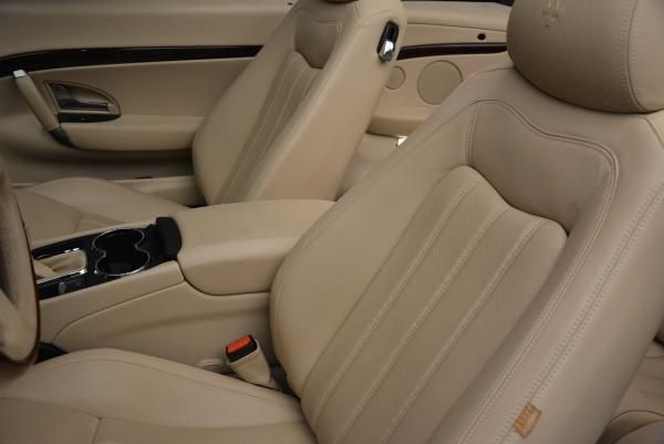 Used 2011 Maserati GranTurismo for sale Sold at Rolls-Royce Motor Cars Greenwich in Greenwich CT 06830 27