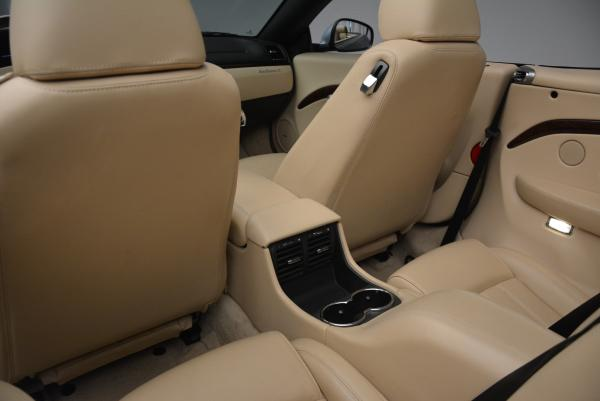 Used 2011 Maserati GranTurismo for sale Sold at Rolls-Royce Motor Cars Greenwich in Greenwich CT 06830 28