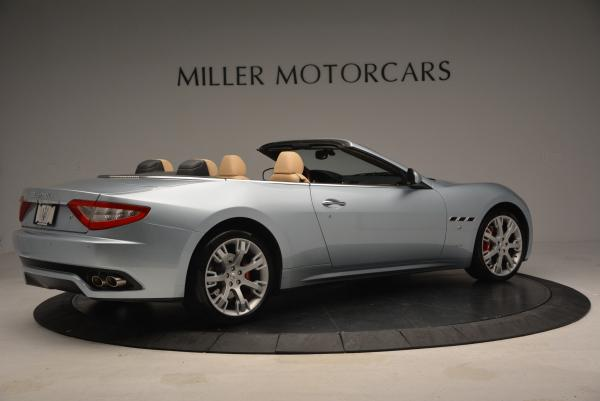 Used 2011 Maserati GranTurismo for sale Sold at Rolls-Royce Motor Cars Greenwich in Greenwich CT 06830 8