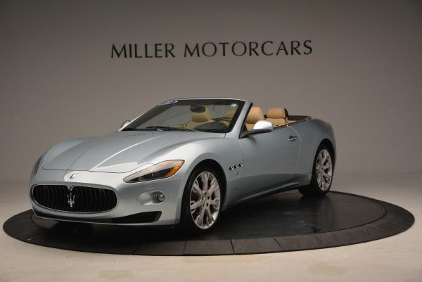 Used 2011 Maserati GranTurismo for sale Sold at Rolls-Royce Motor Cars Greenwich in Greenwich CT 06830 1