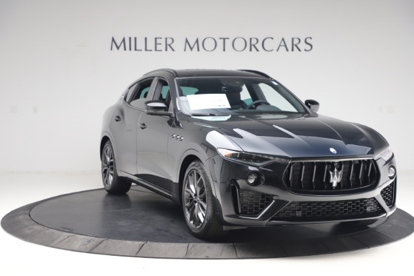 New 2021 Maserati Levante Q4 GranSport for sale Sold at Rolls-Royce Motor Cars Greenwich in Greenwich CT 06830 11
