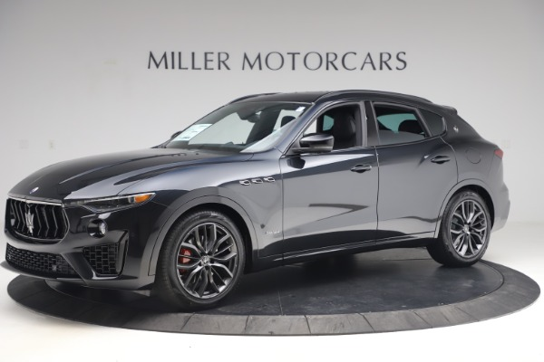 New 2021 Maserati Levante Q4 GranSport for sale Sold at Rolls-Royce Motor Cars Greenwich in Greenwich CT 06830 2