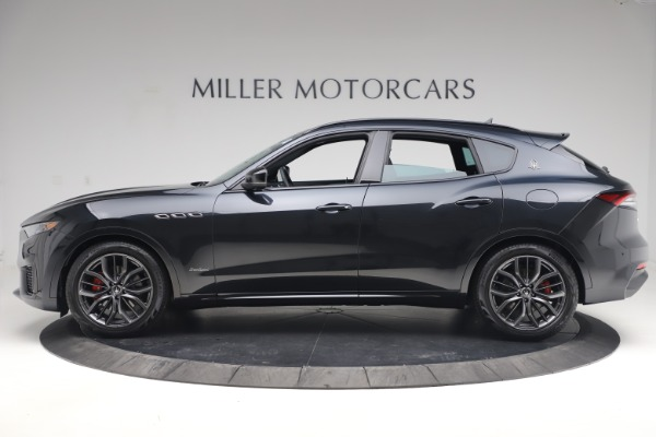 New 2021 Maserati Levante Q4 GranSport for sale Sold at Rolls-Royce Motor Cars Greenwich in Greenwich CT 06830 3