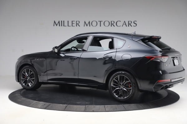 New 2021 Maserati Levante Q4 GranSport for sale Sold at Rolls-Royce Motor Cars Greenwich in Greenwich CT 06830 4