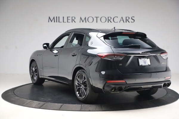 New 2021 Maserati Levante Q4 GranSport for sale Sold at Rolls-Royce Motor Cars Greenwich in Greenwich CT 06830 5