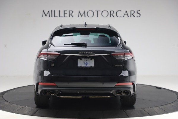 New 2021 Maserati Levante Q4 GranSport for sale Sold at Rolls-Royce Motor Cars Greenwich in Greenwich CT 06830 6