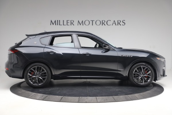 New 2021 Maserati Levante Q4 GranSport for sale Sold at Rolls-Royce Motor Cars Greenwich in Greenwich CT 06830 9