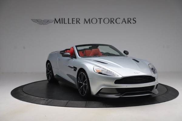 Used 2014 Aston Martin Vanquish Volante for sale $129,900 at Rolls-Royce Motor Cars Greenwich in Greenwich CT 06830 10