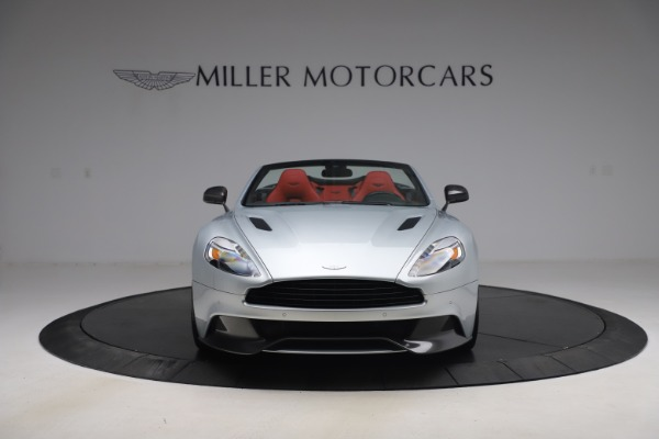 Used 2014 Aston Martin Vanquish Volante for sale $129,900 at Rolls-Royce Motor Cars Greenwich in Greenwich CT 06830 11
