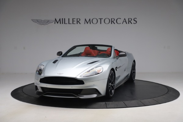 Used 2014 Aston Martin Vanquish Volante for sale $129,900 at Rolls-Royce Motor Cars Greenwich in Greenwich CT 06830 12
