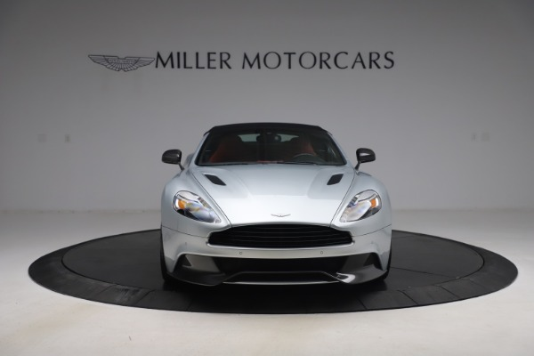 Used 2014 Aston Martin Vanquish Volante for sale $129,900 at Rolls-Royce Motor Cars Greenwich in Greenwich CT 06830 13