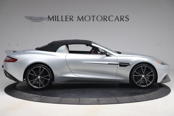 Used 2014 Aston Martin Vanquish Volante for sale $129,900 at Rolls-Royce Motor Cars Greenwich in Greenwich CT 06830 17