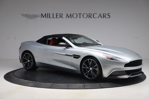 Used 2014 Aston Martin Vanquish Volante for sale $129,900 at Rolls-Royce Motor Cars Greenwich in Greenwich CT 06830 18
