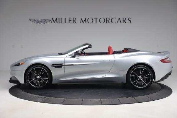 Used 2014 Aston Martin Vanquish Volante for sale $129,900 at Rolls-Royce Motor Cars Greenwich in Greenwich CT 06830 2