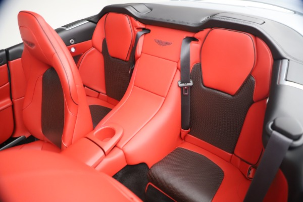 Used 2014 Aston Martin Vanquish Volante for sale $129,900 at Rolls-Royce Motor Cars Greenwich in Greenwich CT 06830 24