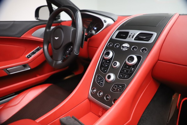 Used 2014 Aston Martin Vanquish Volante for sale $129,900 at Rolls-Royce Motor Cars Greenwich in Greenwich CT 06830 25