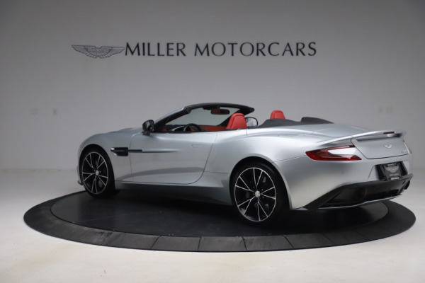 Used 2014 Aston Martin Vanquish Volante for sale $129,900 at Rolls-Royce Motor Cars Greenwich in Greenwich CT 06830 3