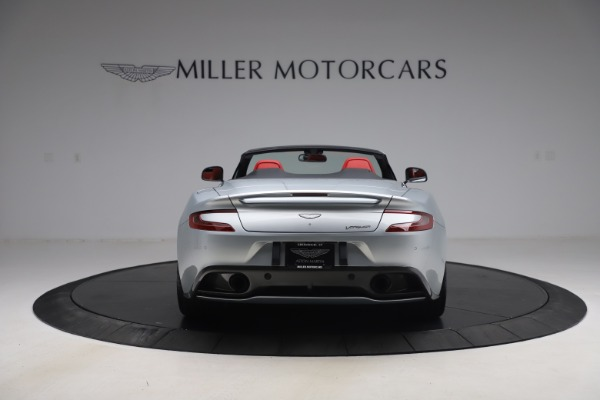 Used 2014 Aston Martin Vanquish Volante for sale $129,900 at Rolls-Royce Motor Cars Greenwich in Greenwich CT 06830 5