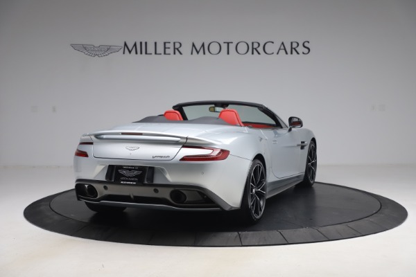 Used 2014 Aston Martin Vanquish Volante for sale $129,900 at Rolls-Royce Motor Cars Greenwich in Greenwich CT 06830 6
