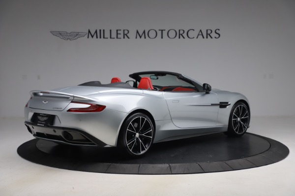 Used 2014 Aston Martin Vanquish Volante for sale $129,900 at Rolls-Royce Motor Cars Greenwich in Greenwich CT 06830 7
