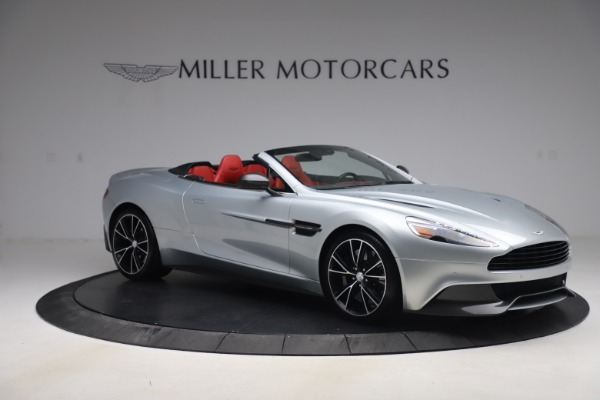 Used 2014 Aston Martin Vanquish Volante for sale $129,900 at Rolls-Royce Motor Cars Greenwich in Greenwich CT 06830 9