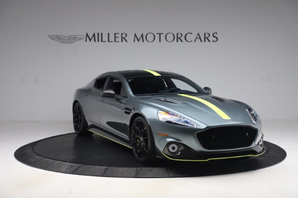 Used 2019 Aston Martin Rapide AMR Sedan for sale $187,900 at Rolls-Royce Motor Cars Greenwich in Greenwich CT 06830 10