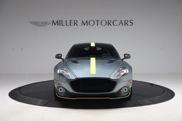 Used 2019 Aston Martin Rapide AMR Sedan for sale $187,900 at Rolls-Royce Motor Cars Greenwich in Greenwich CT 06830 11
