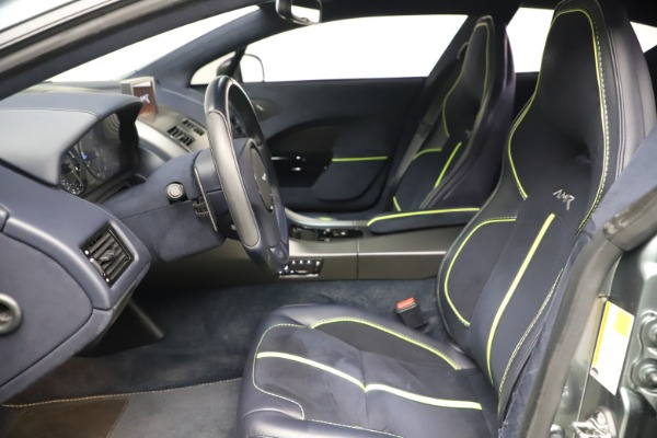 Used 2019 Aston Martin Rapide AMR for sale $187,900 at Rolls-Royce Motor Cars Greenwich in Greenwich CT 06830 12