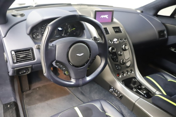 Used 2019 Aston Martin Rapide AMR Sedan for sale $187,900 at Rolls-Royce Motor Cars Greenwich in Greenwich CT 06830 13