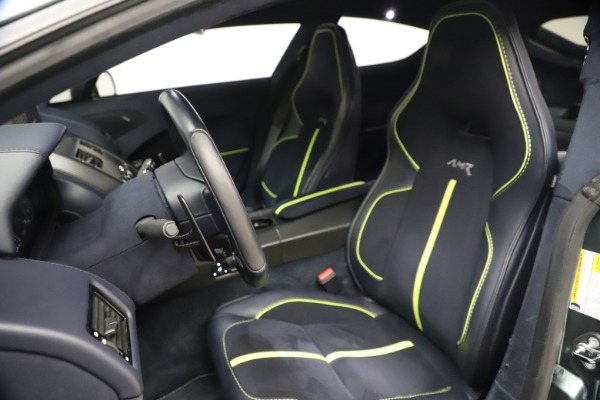 Used 2019 Aston Martin Rapide AMR Sedan for sale $187,900 at Rolls-Royce Motor Cars Greenwich in Greenwich CT 06830 14