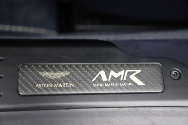 Used 2019 Aston Martin Rapide AMR Sedan for sale $187,900 at Rolls-Royce Motor Cars Greenwich in Greenwich CT 06830 15