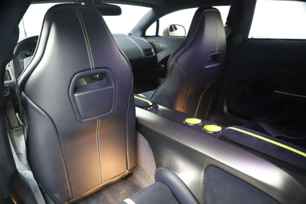 Used 2019 Aston Martin Rapide AMR Sedan for sale $187,900 at Rolls-Royce Motor Cars Greenwich in Greenwich CT 06830 18