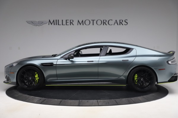 Used 2019 Aston Martin Rapide AMR Sedan for sale $187,900 at Rolls-Royce Motor Cars Greenwich in Greenwich CT 06830 2