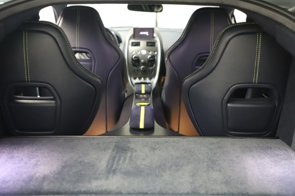 Used 2019 Aston Martin Rapide AMR Sedan for sale $187,900 at Rolls-Royce Motor Cars Greenwich in Greenwich CT 06830 20