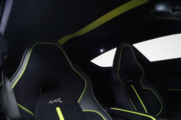 Used 2019 Aston Martin Rapide AMR Sedan for sale $187,900 at Rolls-Royce Motor Cars Greenwich in Greenwich CT 06830 23