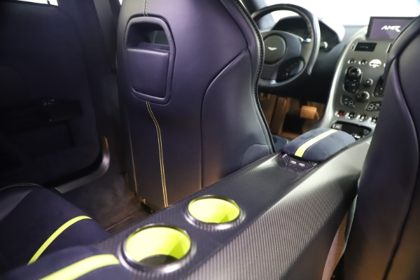 Used 2019 Aston Martin Rapide AMR Sedan for sale $187,900 at Rolls-Royce Motor Cars Greenwich in Greenwich CT 06830 25
