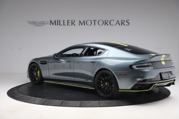 Used 2019 Aston Martin Rapide AMR Sedan for sale $187,900 at Rolls-Royce Motor Cars Greenwich in Greenwich CT 06830 3