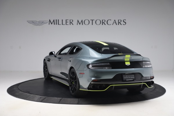 Used 2019 Aston Martin Rapide AMR Sedan for sale $187,900 at Rolls-Royce Motor Cars Greenwich in Greenwich CT 06830 4