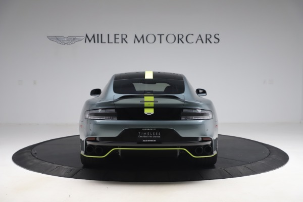 Used 2019 Aston Martin Rapide AMR Sedan for sale $187,900 at Rolls-Royce Motor Cars Greenwich in Greenwich CT 06830 5
