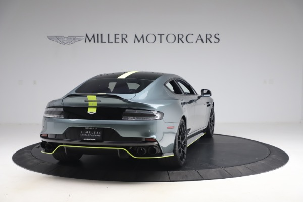 Used 2019 Aston Martin Rapide AMR Sedan for sale $187,900 at Rolls-Royce Motor Cars Greenwich in Greenwich CT 06830 6