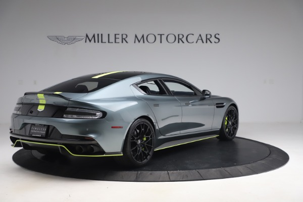 Used 2019 Aston Martin Rapide AMR Sedan for sale $187,900 at Rolls-Royce Motor Cars Greenwich in Greenwich CT 06830 7
