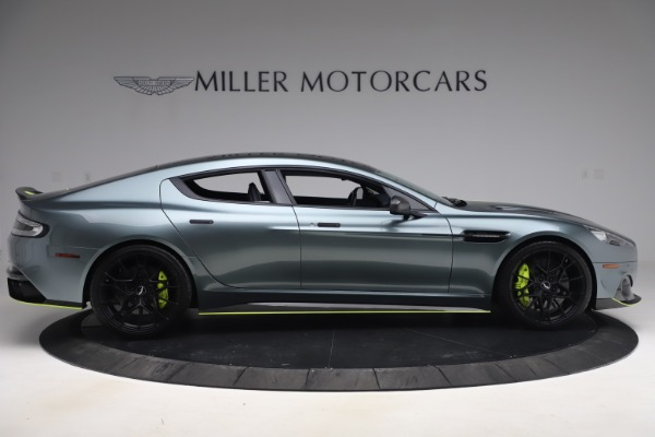 Used 2019 Aston Martin Rapide AMR Sedan for sale $187,900 at Rolls-Royce Motor Cars Greenwich in Greenwich CT 06830 8