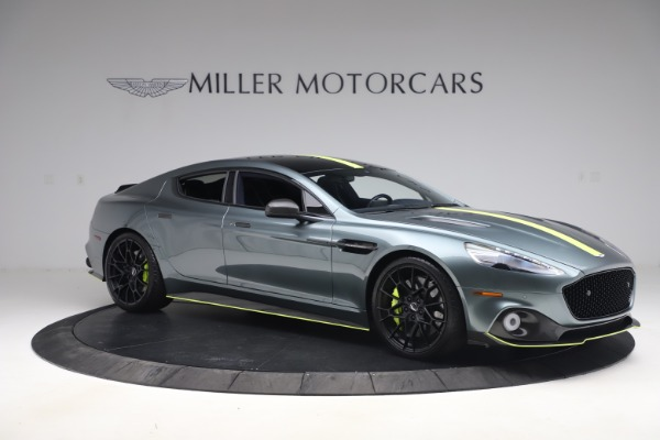 Used 2019 Aston Martin Rapide AMR Sedan for sale $187,900 at Rolls-Royce Motor Cars Greenwich in Greenwich CT 06830 9