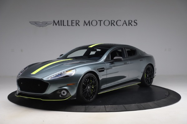 Used 2019 Aston Martin Rapide AMR Sedan for sale $187,900 at Rolls-Royce Motor Cars Greenwich in Greenwich CT 06830 1