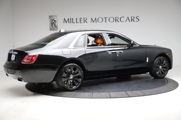 New 2021 Rolls-Royce Ghost for sale Sold at Rolls-Royce Motor Cars Greenwich in Greenwich CT 06830 10