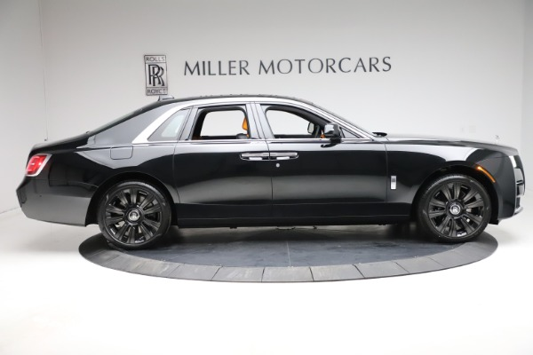 New 2021 Rolls-Royce Ghost for sale Sold at Rolls-Royce Motor Cars Greenwich in Greenwich CT 06830 11