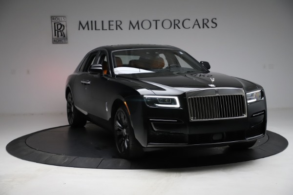 New 2021 Rolls-Royce Ghost for sale Sold at Rolls-Royce Motor Cars Greenwich in Greenwich CT 06830 14